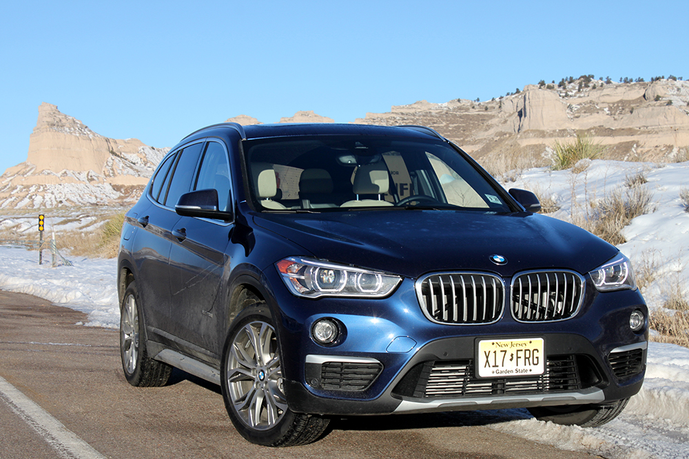Review 2016 BMW X1 XDrive28i