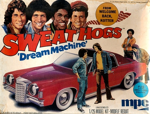 Toys - Sweathogs Dream Machine