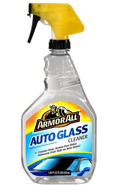 armor all glass