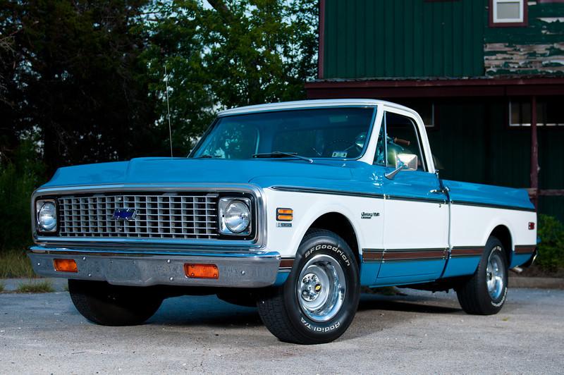 1972 Chevrolete C10