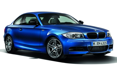 2012 BMW 128i Coupe