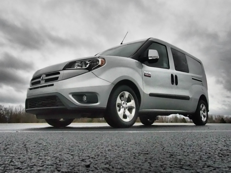 2015 Ram ProMaster City Photo Shoot 001