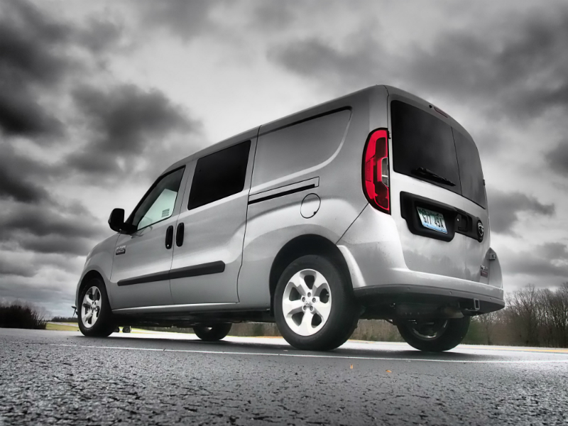 2015 Ram ProMaster City Photo Shoot 002