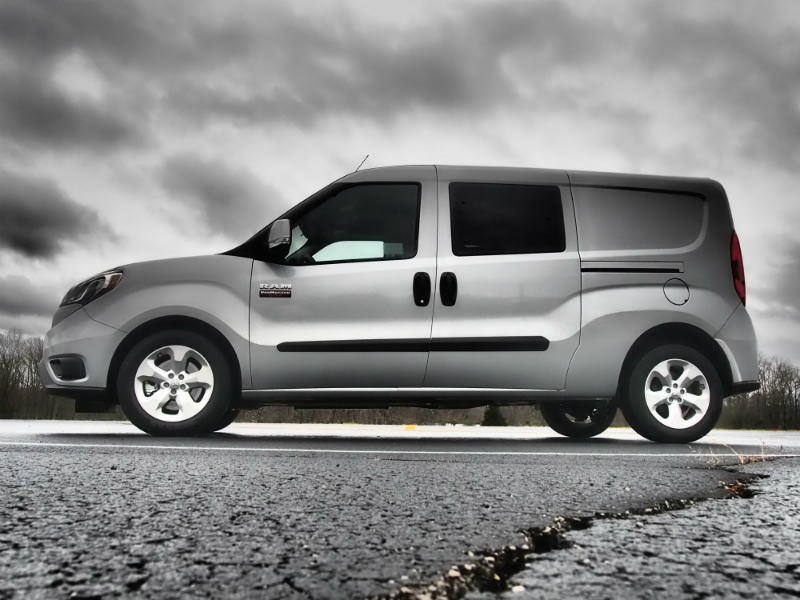 2015 Ram ProMaster City Photo Shoot 003