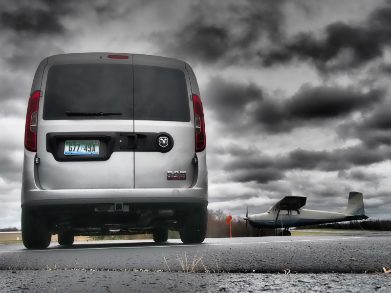 2015 Ram ProMaster City Photo Shoot 008