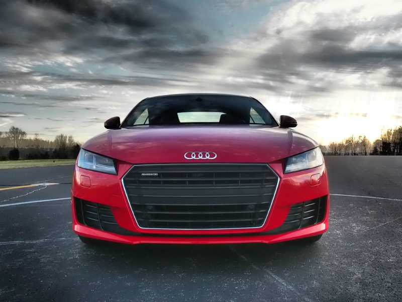 2016 Audi TT Coupe Photo Shoot 005