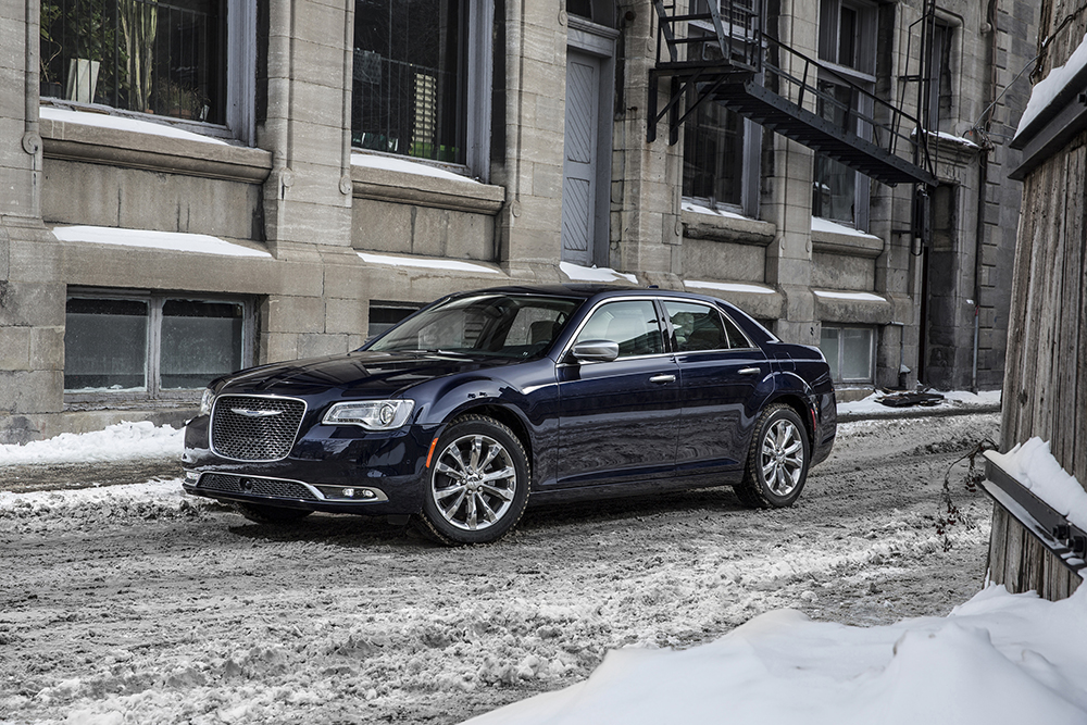 2015 Chrysler 300C Platinum AWD