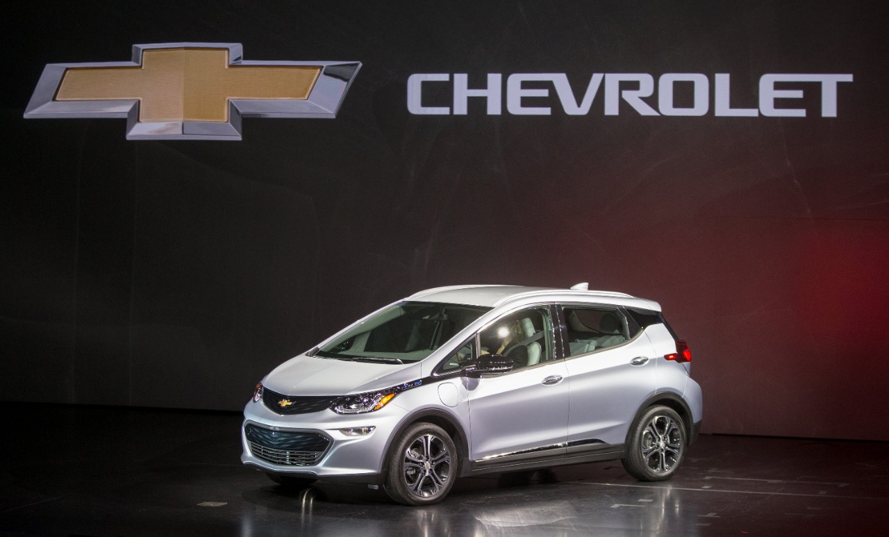 Chevy Bolt Debut
