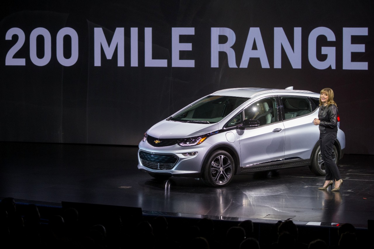 Chevy Bolt Range