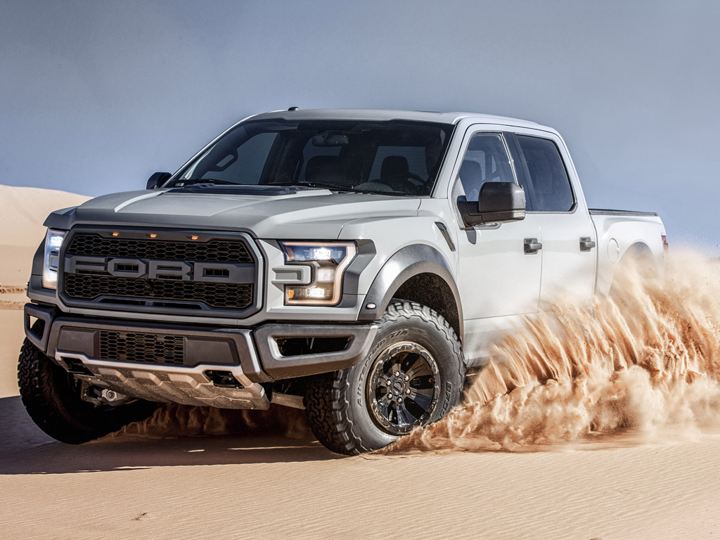 Ford Raptor SuperCrew 1