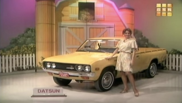 Lets Make a Deal Datsun Truck