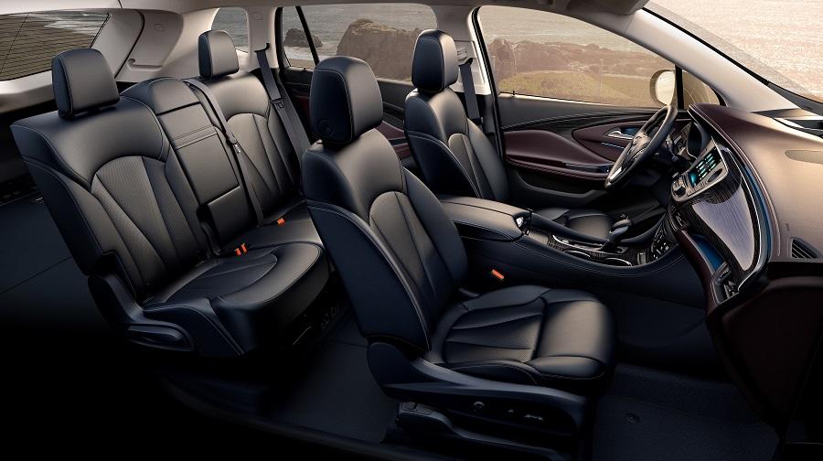 2016 Buick Envision Interior