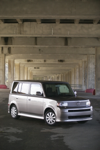 2005 Scion xB Press Photo