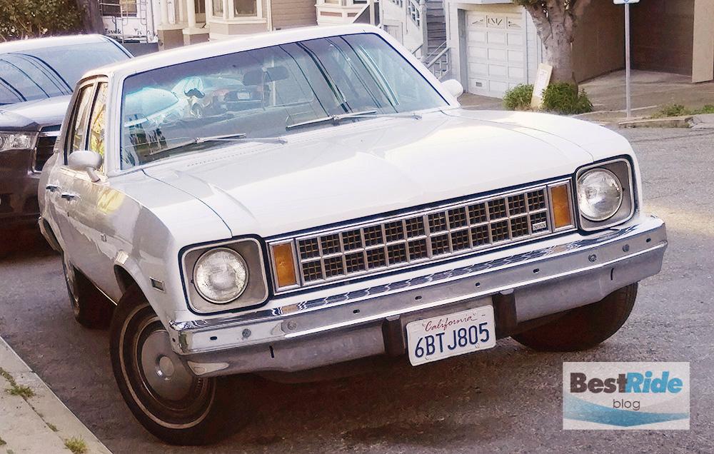 Streetside: 1977 Chevrolet Nova - Another Look At Old-School Economy ...