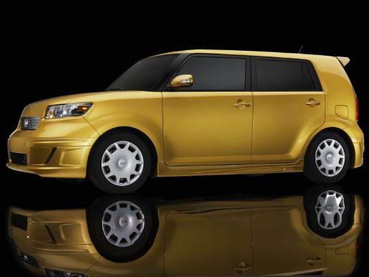 2008 Scion xB Release Series 5.0 Press Photo