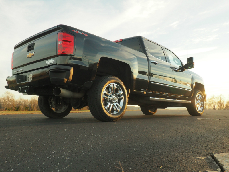 2016 Chevrolet Silverado 2500HD Duramax Photo Shoot 007