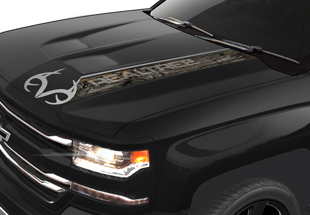2012 ford f150 with mossy oak decals autos post. Black Bedroom Furniture Sets. Home Design Ideas