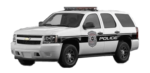 2016 Chevrolet Tahoe Police Pursuit