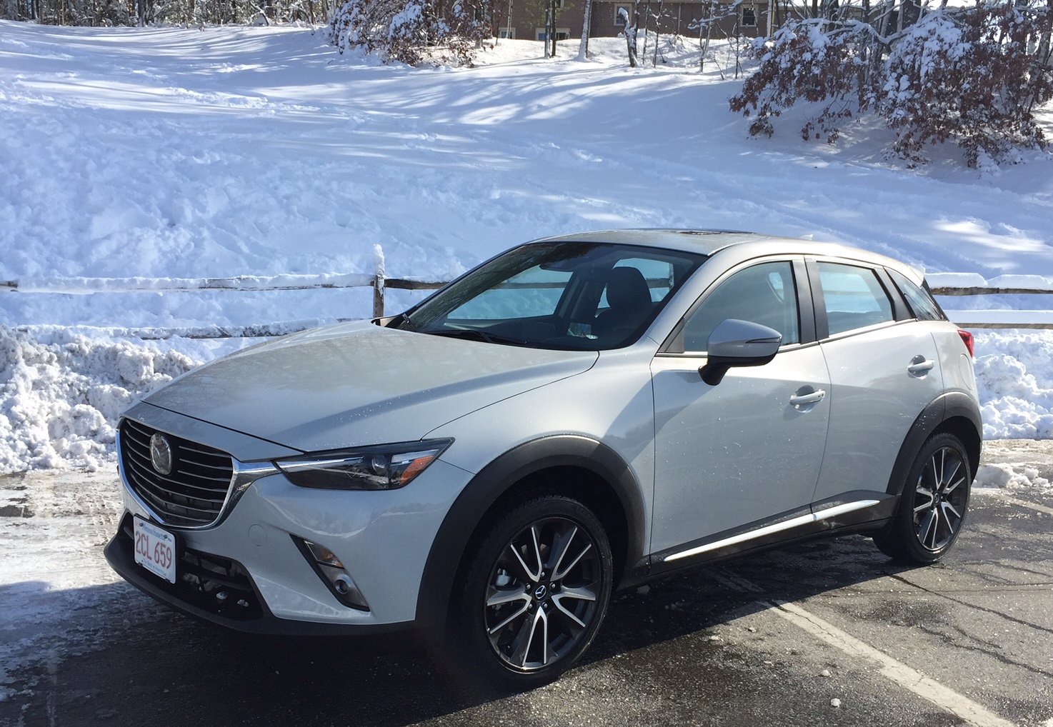 blog post review 2016 mazda cx 3 grand touring awd adds a small crossover to the mix car talk. Black Bedroom Furniture Sets. Home Design Ideas