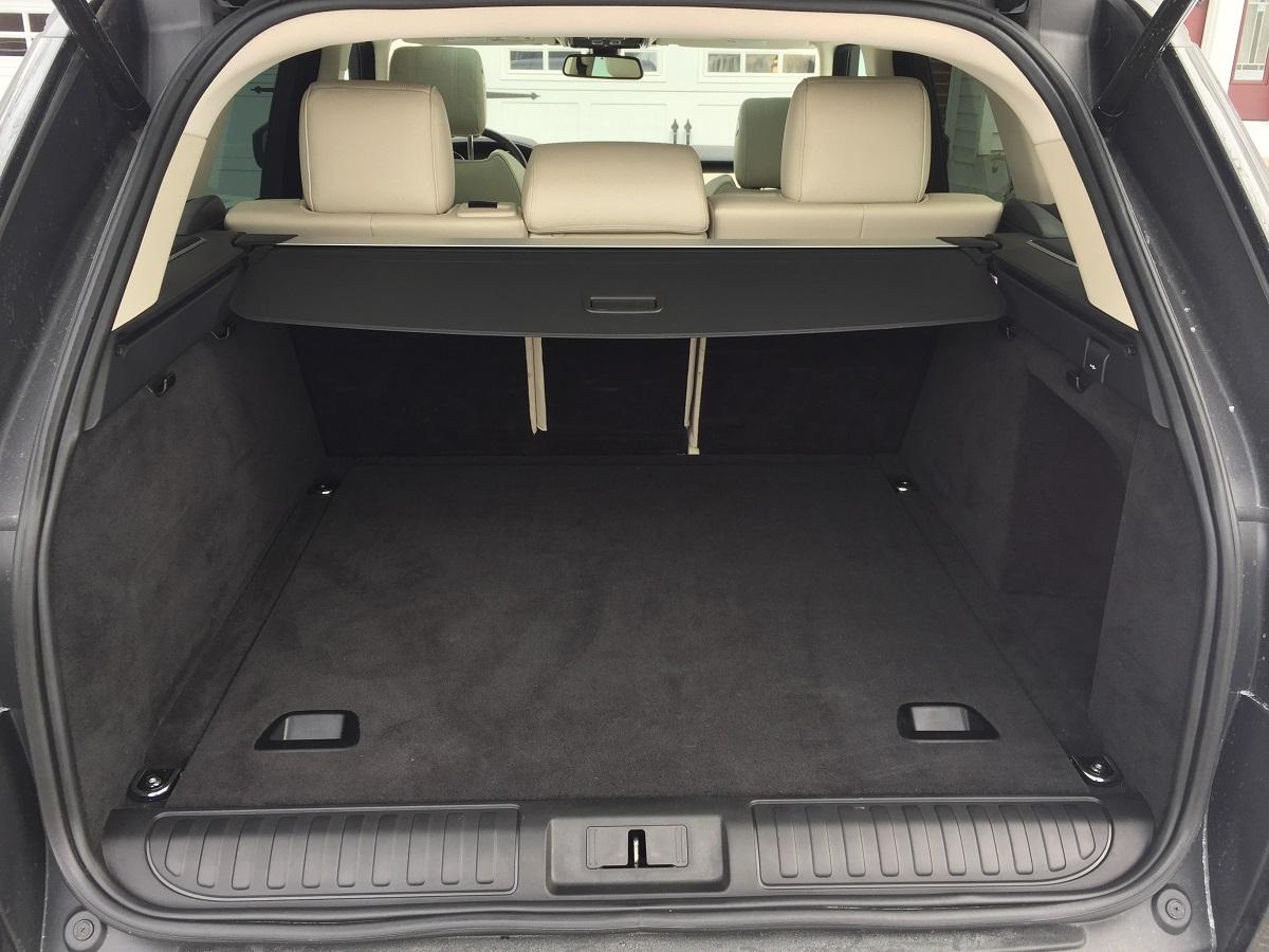 2016 Range Rover Sport HSE Td6 Cargo