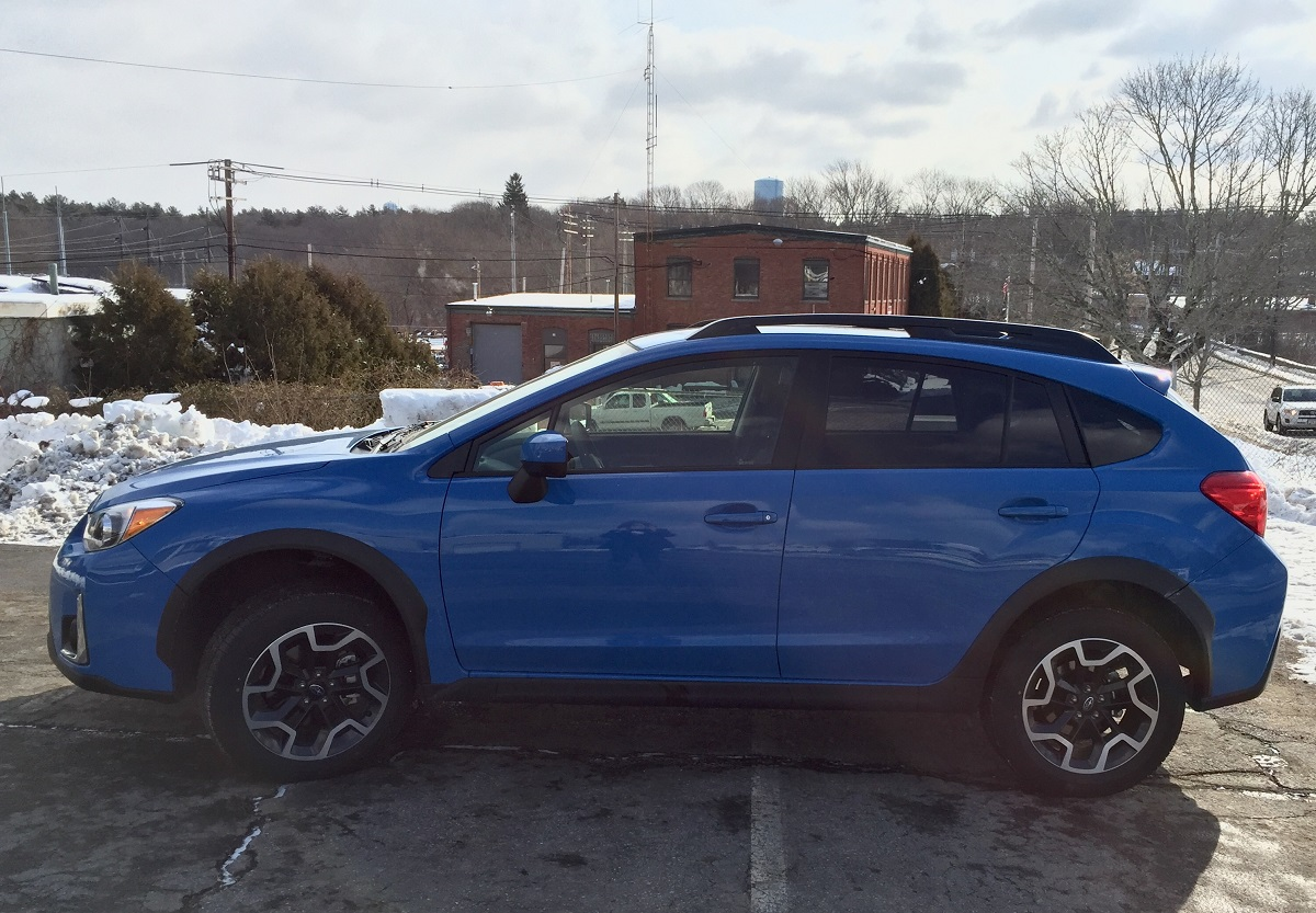 2016 Subaru Crosstrek Profile