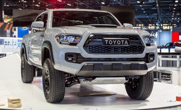 2017 Toyota Tacoma TRD Pro | | BestRide