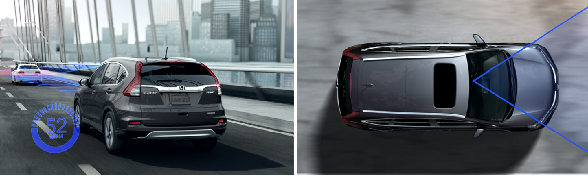CR-V image active safety