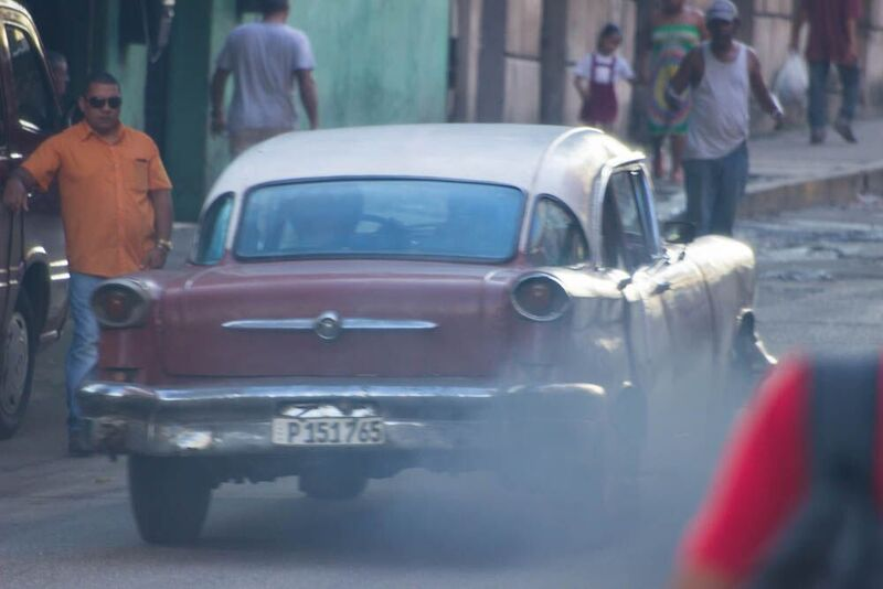 Cuba - Pollution