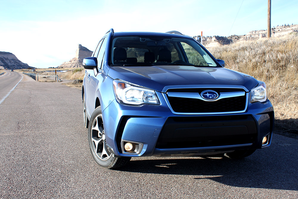 review 2016 subaru forester touring bestride. Black Bedroom Furniture Sets. Home Design Ideas