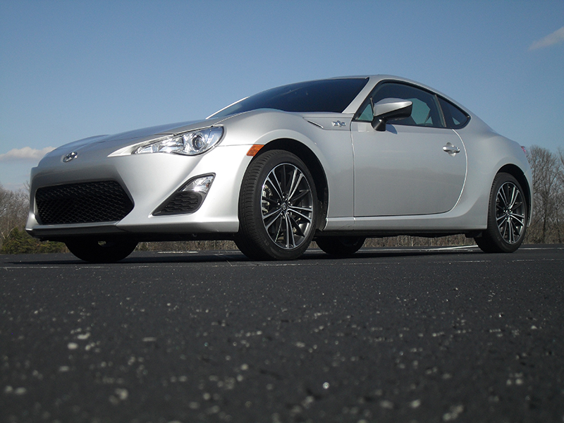 2013 Scion FR-S Lyndon Johnson photo