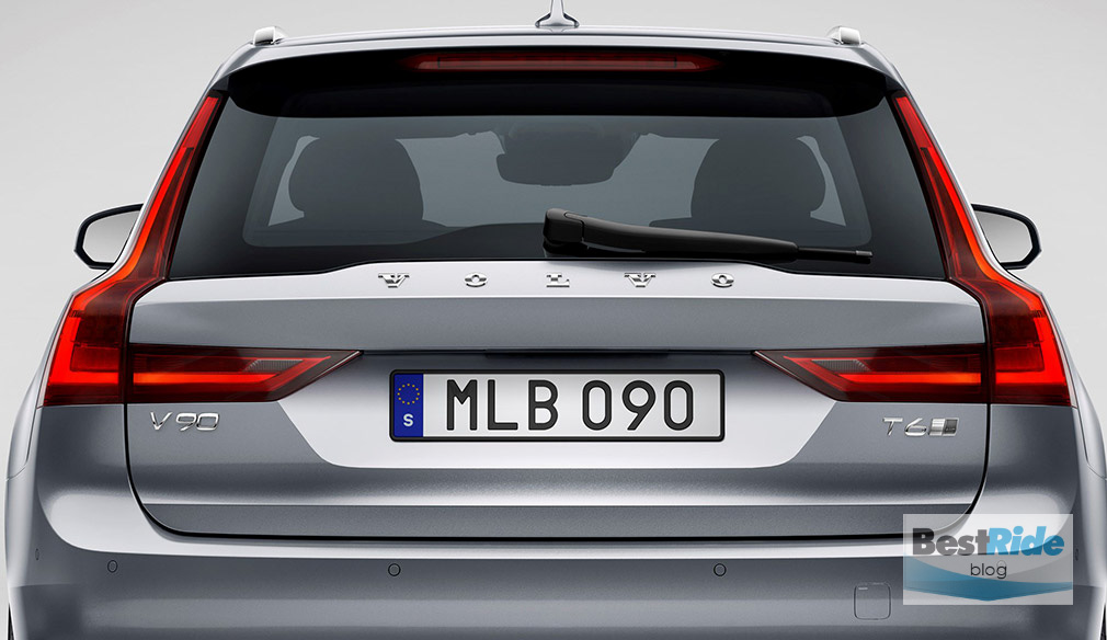 Volvo V90 Studio Rear