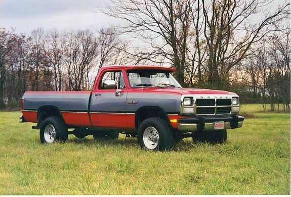 1993 Dodge 2500