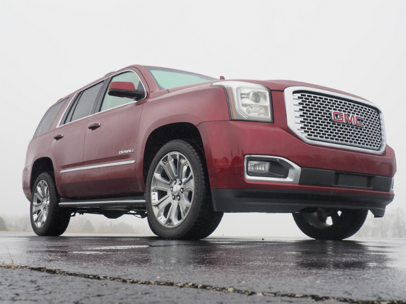 2016 GMC Yukon Denali Photo Shoot 001