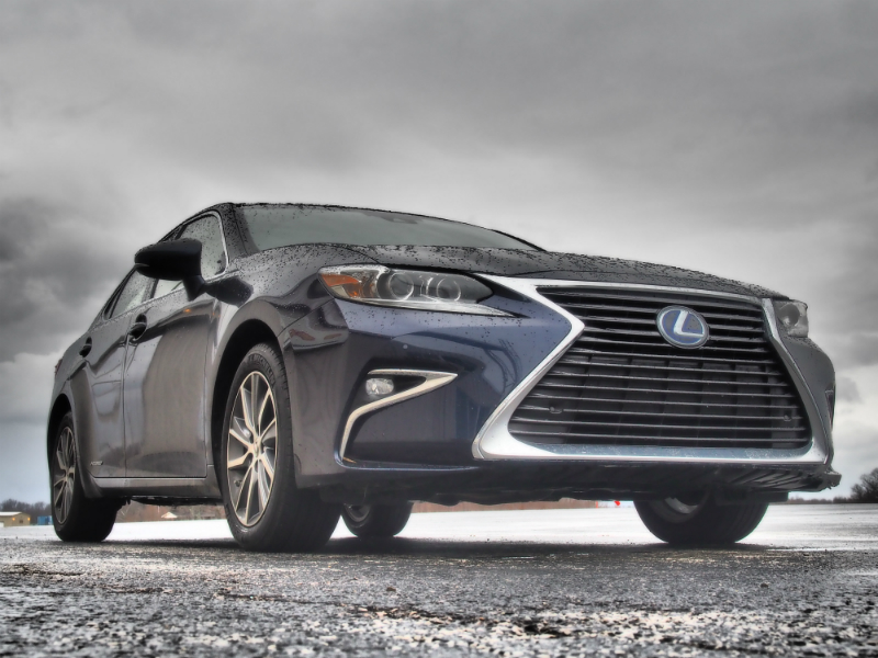 2016 Lexus Es300h Photo Shoot 001