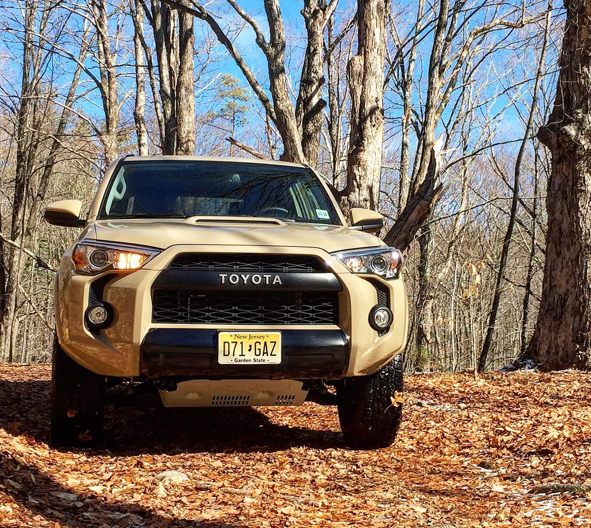 2016 Toyota 4Runner TRD Pro Full