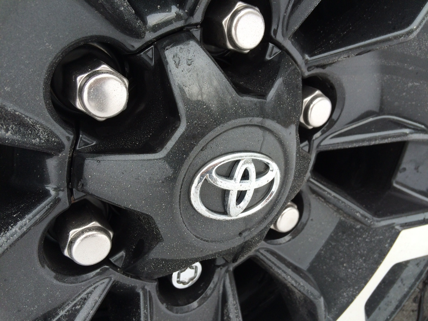 2016 Toyota Tacoma Wheel