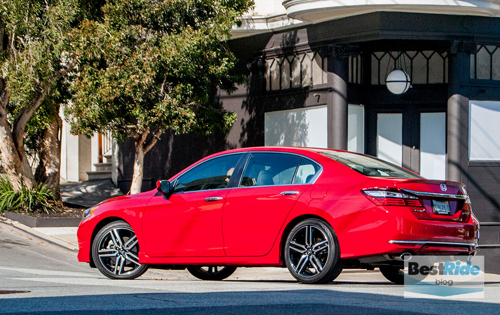2016 Honda Accord Sport Cvt 1 33