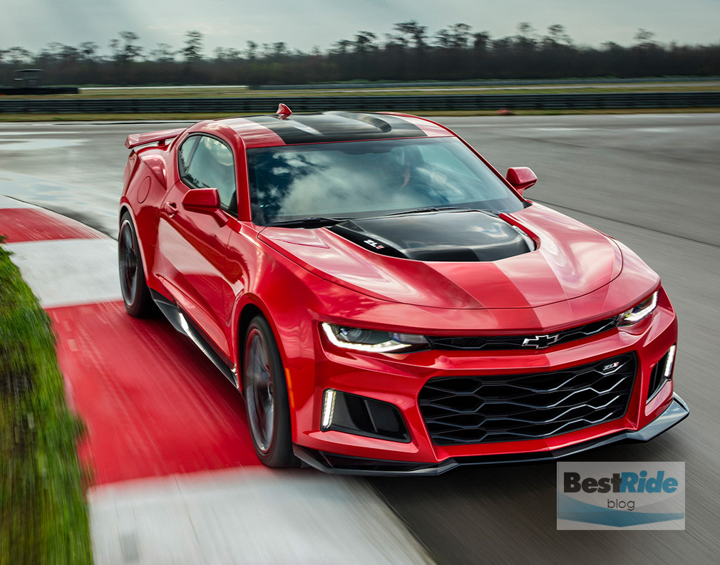 2017 chevrolet camaro zl1 track star for the street bestride. Black Bedroom Furniture Sets. Home Design Ideas