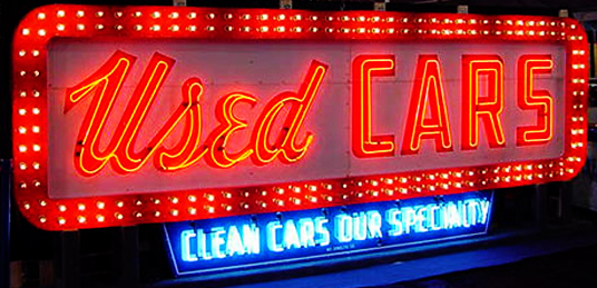 Buyers Guide - Cure for the Used Car Blues