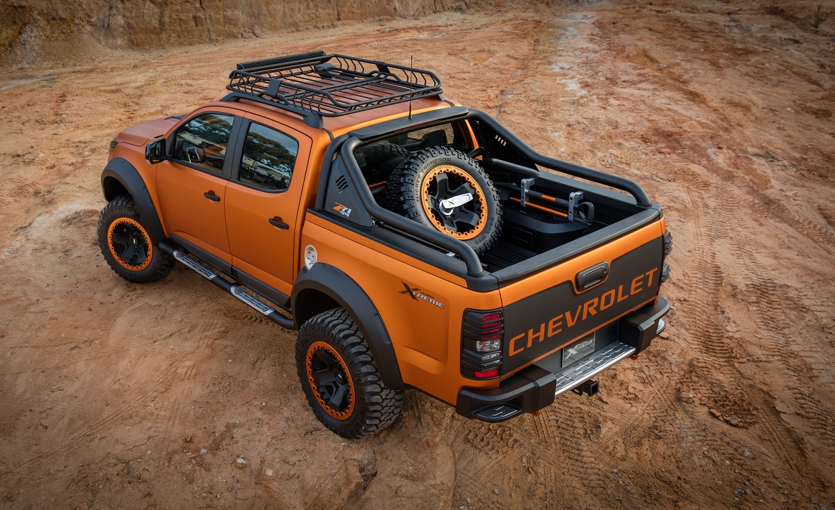 Chevy Colorado Xtreme Bed