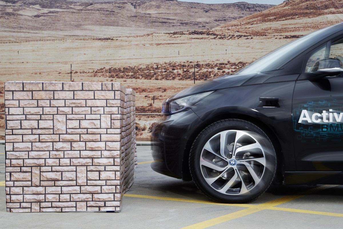 Foward Collision Avoidance BMW