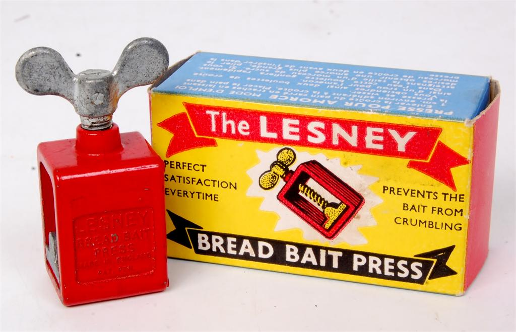 Lesney Bait Press