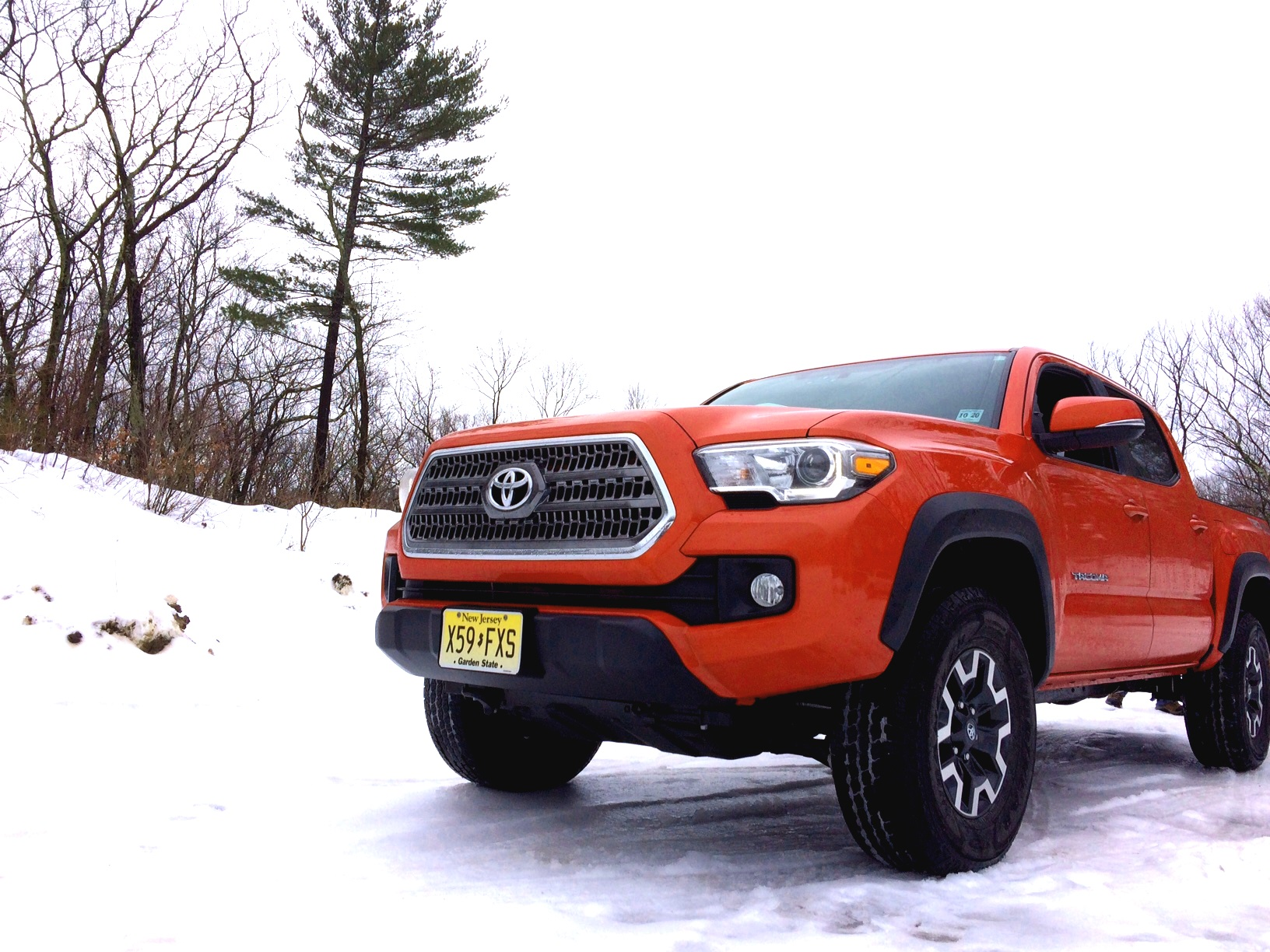 2016 toyota tacoma trd off road best ride blog. Black Bedroom Furniture Sets. Home Design Ideas