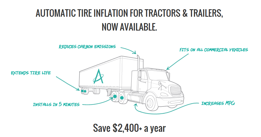 apteria tire inflator benefits.