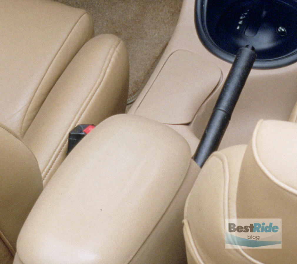 1994 Ford Mustang Convertible Interior