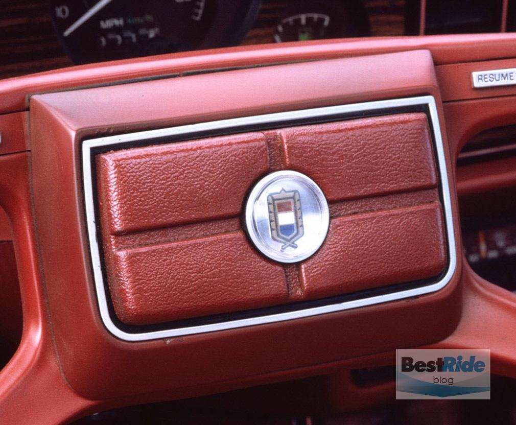 1979 Mustang Steering Wheel