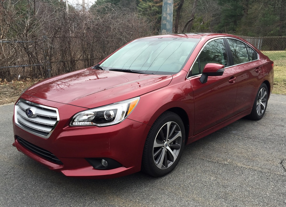 review: 2016 subaru legacy 2.5i limited - safe, affordable, and