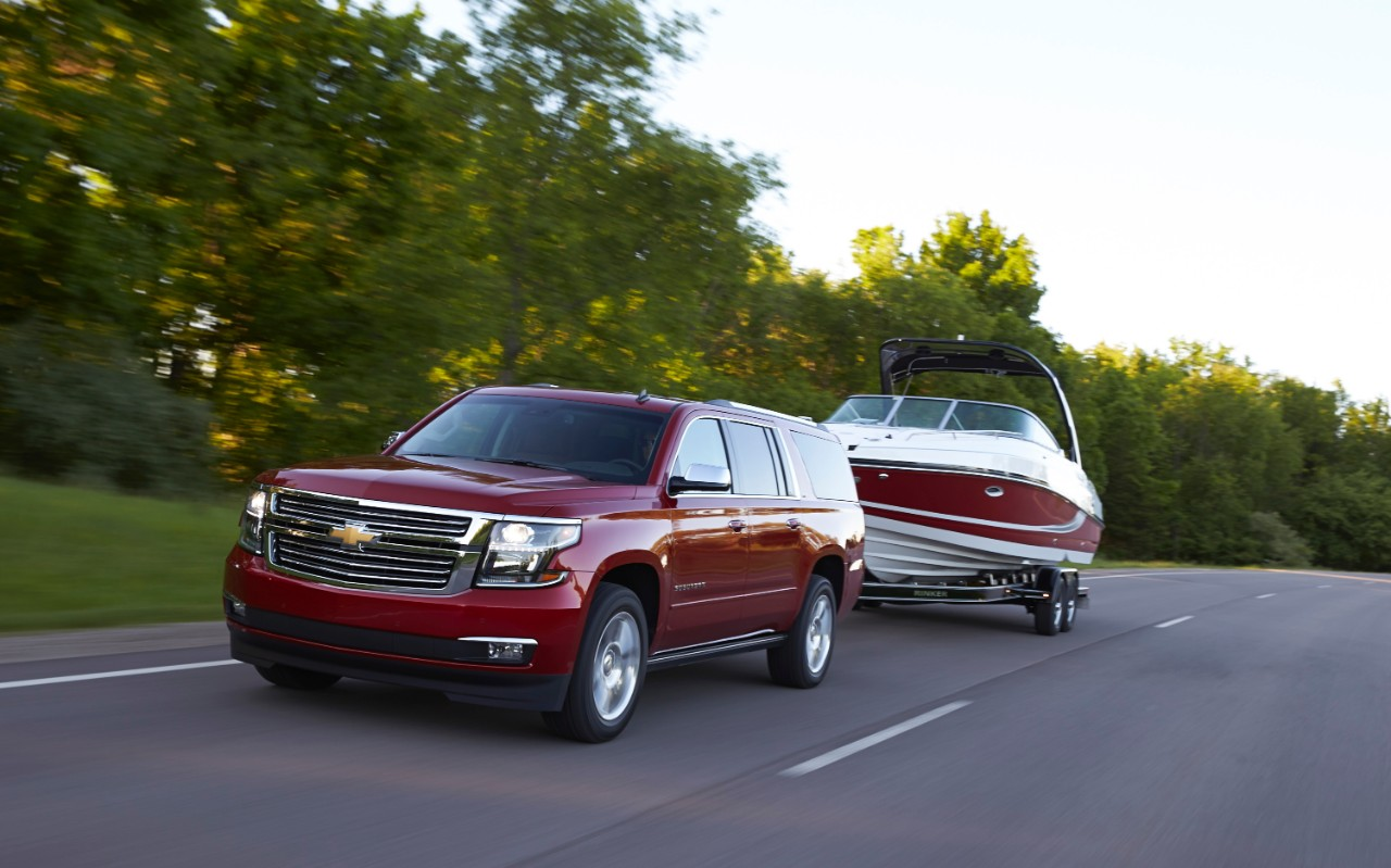 All Chevy chevy 2015 suv : BUYER'S GUIDE: Best SUVs for Towing a Boat | BestRide