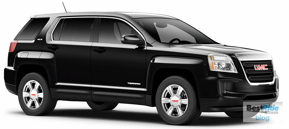 gmc terrain fwd in snow. Black Bedroom Furniture Sets. Home Design Ideas