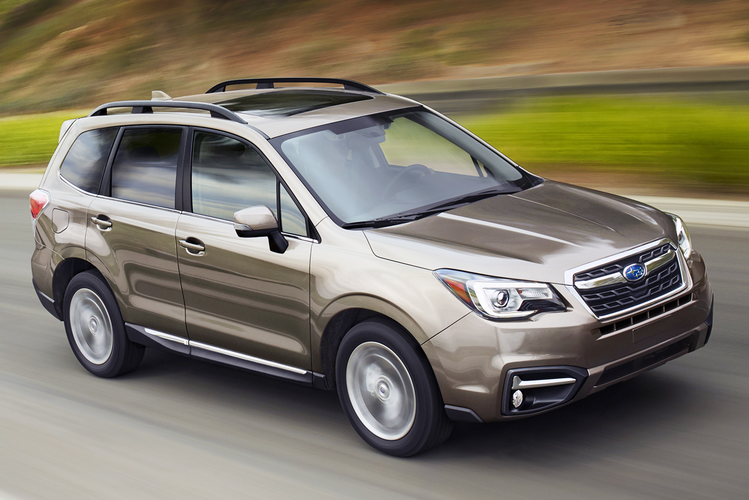 PREVIEW: 2017 Subaru Forester – New Look, More Traction ...